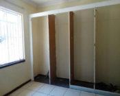 Building wall units