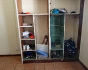 Children's school cupboards