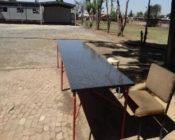 Ceramic table