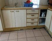 A kitchen unit
